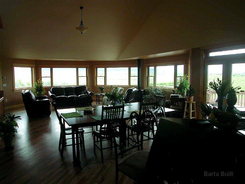 Dining living room for Living room dining room